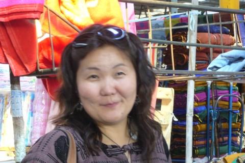 mongol women
