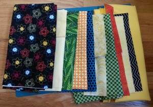 Urban Garden fabrics