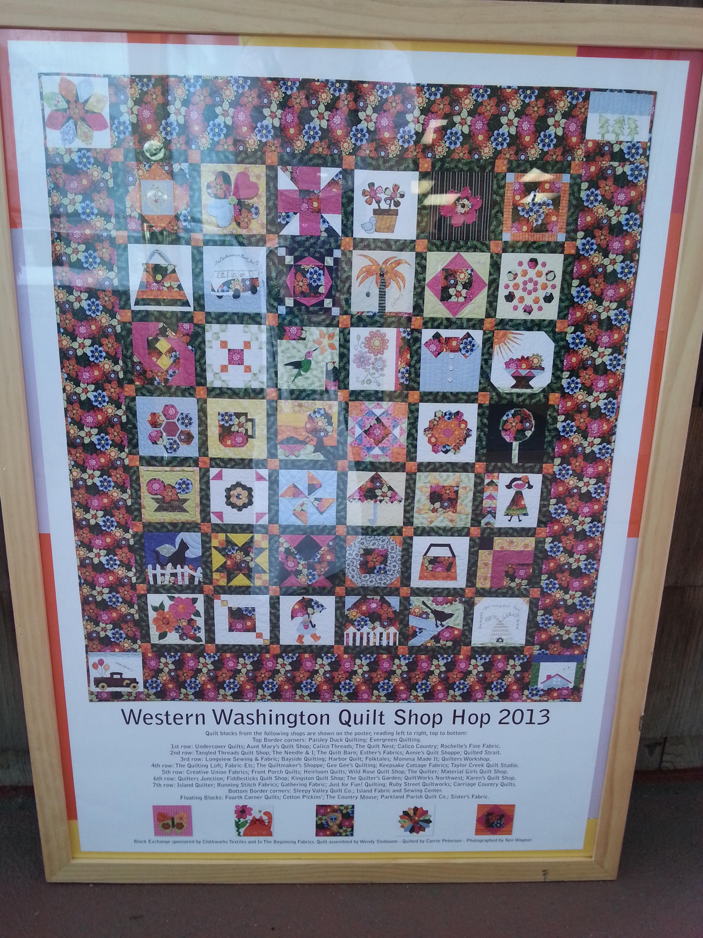 Western Washington Shop Hop | Dragonfly Quilts Blog : quilt shop rogers mn - Adamdwight.com