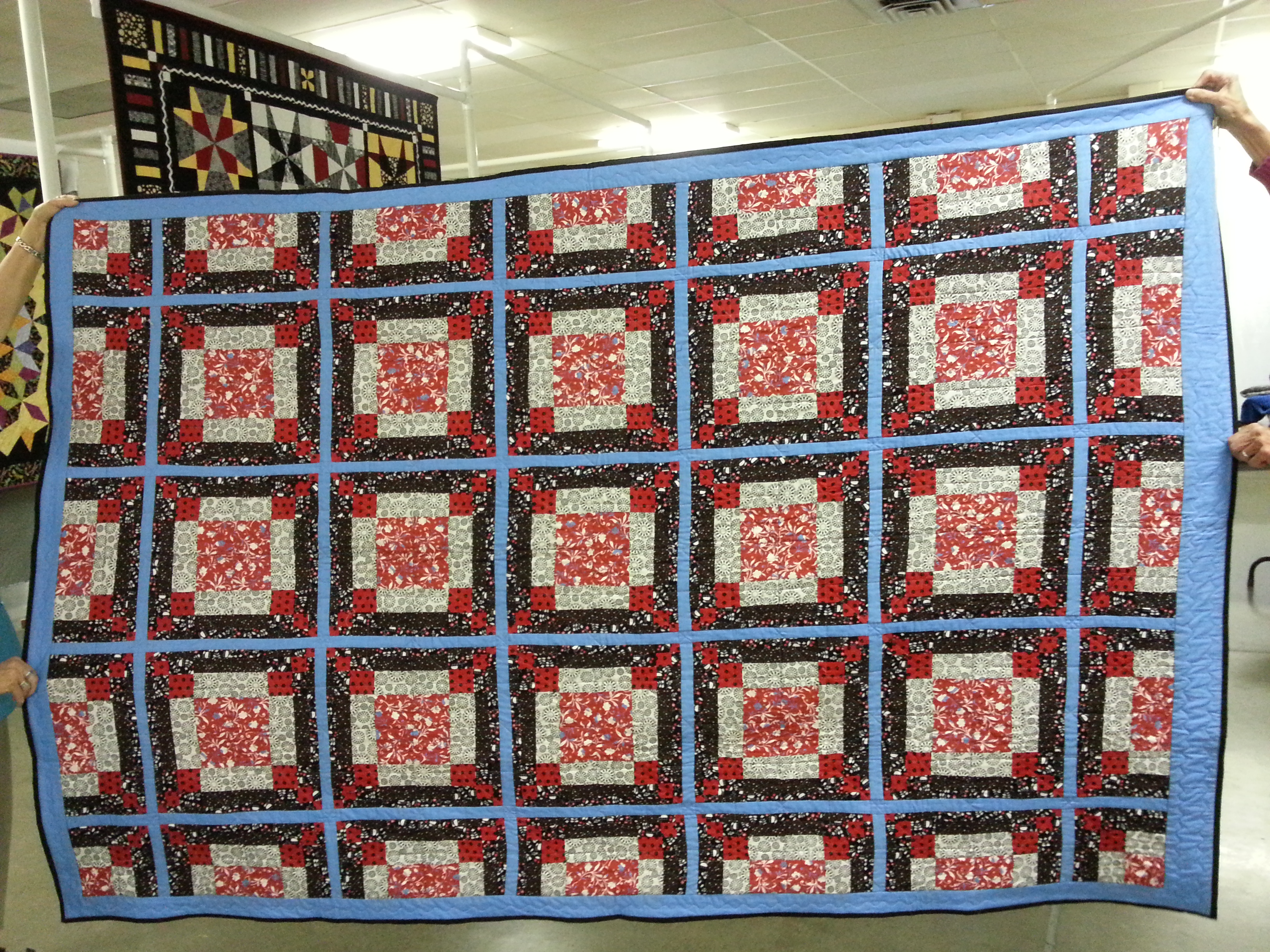 Quilt Patterns With Center Panel - The New Quilting Design
