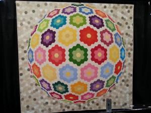 HexagonGlobeQuilt