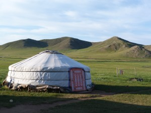 Mongolia - East and Quilt Show 052