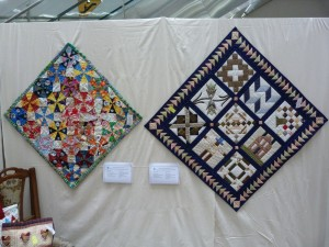 Mongolia - East and Quilt Show 1403