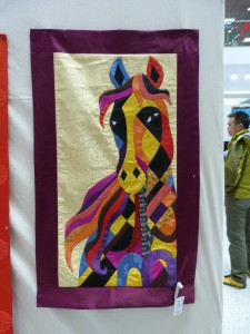 Mongolia - East and Quilt Show 1650