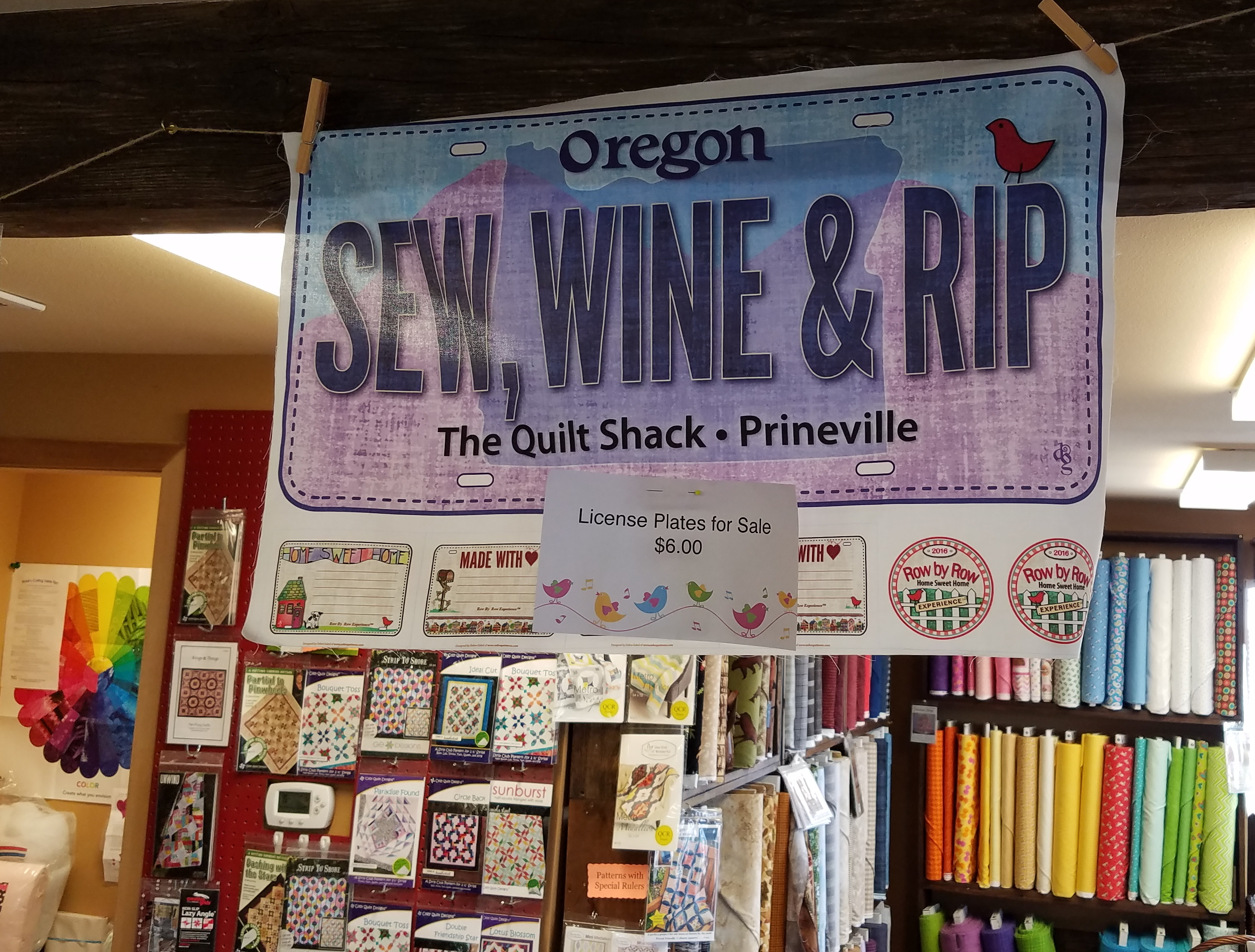 The Quilt Shack, Prineville, OR   Dragonfly Quilts Blog : the quilt shack - Adamdwight.com