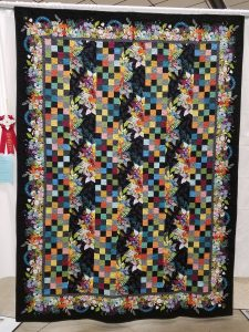 Kitsap Quilters' Guild Show (5) – Maggie's small selection